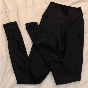 American Apparel nylon leggings
